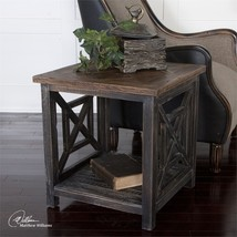 Spiro, End Table | Uttermost - $349.80