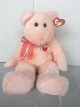 Ty Beanie Buddy Plush SWEETEST Bear Ty Store Exclusive NWT  2004 - $14.01