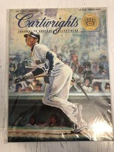 1992 Cartwrights Journal of Baseball Collectibles w/ KEN GRIFFEY JR. On ... - $9.50