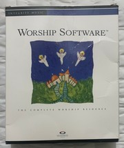 Worship Software The Complete Worship Resource By Integrity Music W/ Hosanna DLC - $19.33