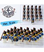 21pcs American Revolutionary War US Navy Marine Corps Soldier Custom Minifigures - $29.99