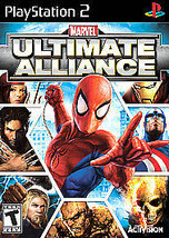 Marvel: Ultimate Alliance (Sony PlayStation 2, 2006) - $3.96