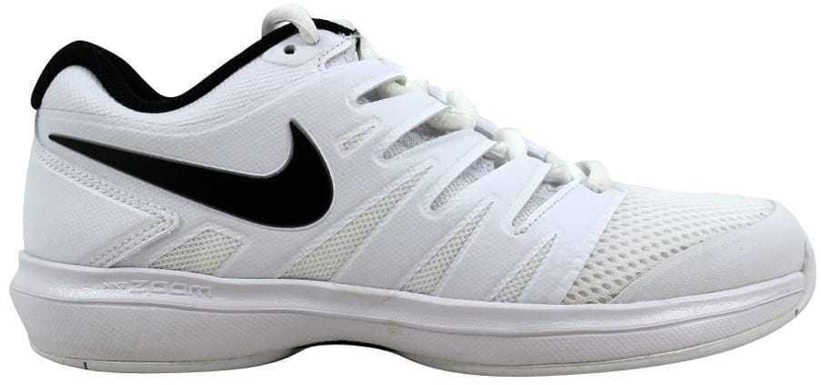 db0b43977f61 Nike Air Zoom Prestige HC White Black AA8020-100 Men s SZ 5 -  59.05