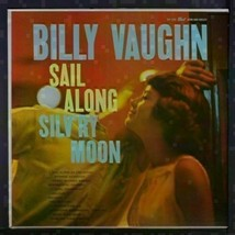 BILLY VAUGHN: Sail Along Silv'ry Moon LP -  RECORD - £5.77 GBP