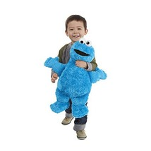 Playskool Sesame Street Cookie Monster Jumbo Plush 20 Inches - $26.73