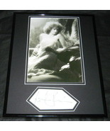 Lisa Pelikan Return to the Blue Lagoon Signed Framed 11x14 Photo Display - $64.34