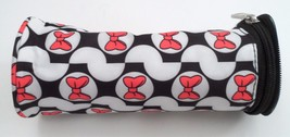EUC Mint Disney Baby Minnie Mouse Zippered Insulated Bottle Bag Carrier ... - $13.32