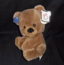 """9 """" Vintage 1983 Applause Braun Baby Chappy Teddybär Plüschtier Spielzeug - $26.30"""