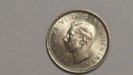 Rare 1952 Sixpence.  Very Rare king George VI. British