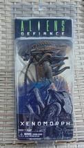 NECA Defiance ALIENS Dark Horse Comics XENOMORPH WARRIOR 9 in Action Fig... - $40.00