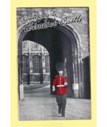 Booklet - GATEWAY TO WINDSOR CASTLE (Excellent guidebook & brief history... - $7.50