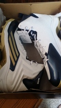 Adidas Crazy Quick 2.0 High MD Football Cleats Bruins - $50.00