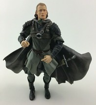 "Lord of the Rings Legolas 7"" Action Figure Toy The Two Towers 2002 Marvel - $13.32"