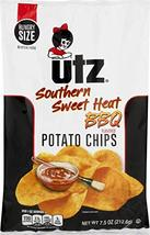 Utz Quality Foods Flavored Potato Chips 7.5 Ounce Hungry Size Bag (Southern Swee - $24.52