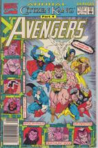 Avengers Annual #21, Volume 1, Marvel Comics, FN 6.0 - $1.29