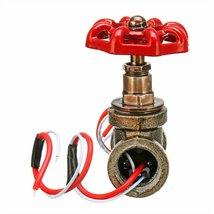 Vintage steampunk water valve light switch thumb200