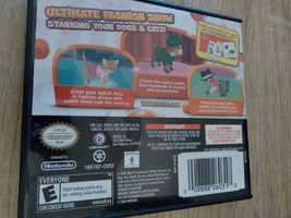 Nintendo DS Petz Fashion Dogz & Catz image 2