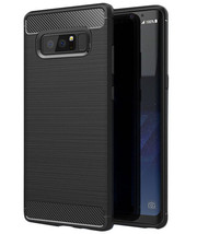 For Samsung Galaxy Note 8 Case Shockproof Armor TPU Flexible Soft Cover ... - $6.62