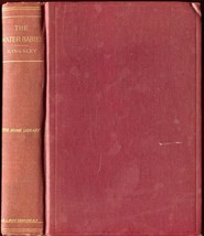 The Water Babies by Charles Kingsley A L Burt The Home Library Edition c... - $55.00