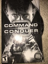 EA Games Command & Conquer Tiberium Wars, PX DVD, Case, DVD, & Manuals - $7.04