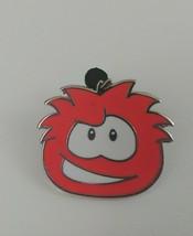 Disney Club Penguin Red Puffle Lanyard Trading Pin - $7.69