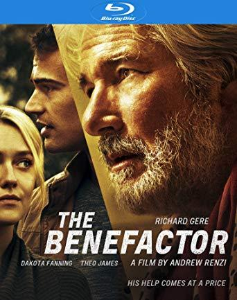 The Benefactor [Blu-ray] (2016)