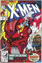 The Uncanny X-Men Comic Book #284 Marvel Comics 1992 VERY FINE/NEAR MINT... - $3.50