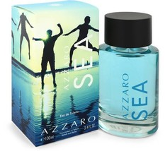 Azzaro Sea Cologne 3.4 Oz Eau De Toilette Spray image 1
