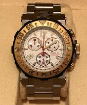 Men's Invicta Reserve Sea Rover Ocean Reef Model 6135 Watch 36 - $215.00