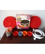 As Seen On TV Big Top Cookie Silicone Bakeware & Silicone Muffin Cups - $11.99