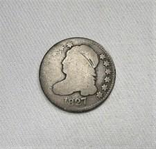 1827 Silver Capped Bust Dime Coin AI271 - $39.60