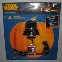 DARTH VADER™STAR WARS™Pumpkin Push Ins By Gemmy 4 Pieces NIP - $18.76