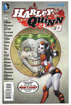 Harley Quinn #0 Vol 2 2014 DC Comics (VF) - $4.99
