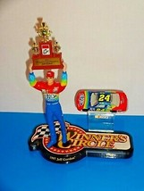 "Winner's Circle 1:64 Car & 4.5"" Figure Display Jeff Gordon NASCAR Champion 1997 - $4.00"