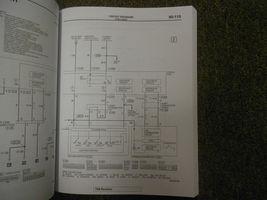 2011 MITSUBISHI Lancer Evolution Electrical Supplement Service Repair Manual NEW image 12