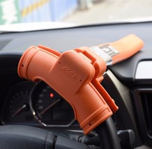 Steering Wheel Lock Vehicle Car Accessorie Safety Security Keyed Lock An... - $32.66
