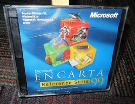 Microsoft greetings workshop cd rom and 50 similar items microsoft encarta reference suite 99 5 disc pc cd rom set windows books m4hsunfo