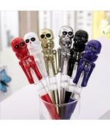 12pk Boxing Skeleton Punching Pen Light Up Eyes Assoreted Halloween Part... - €12,26 EUR