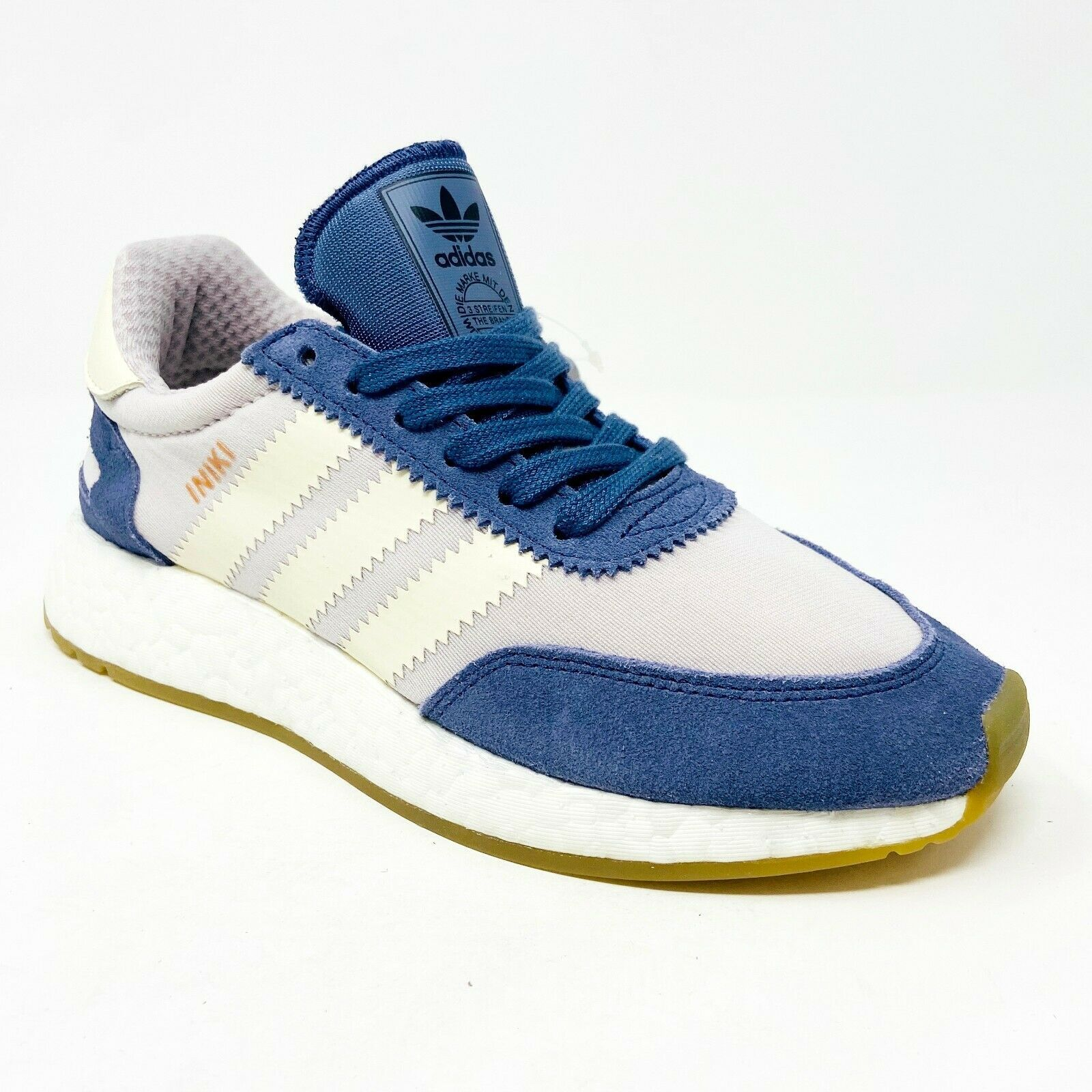 Primary image for Adidas Iniki Runner Super Purple Cream Whte Gum BA9995 Womens Trainers