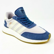 Adidas Iniki Runner Super Purple Cream Whte Gum BA9995 Womens Trainers - $79.95