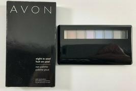 Avon Eight In One Eye Shadow Palette 9g Net Wt Water Colors - $11.83