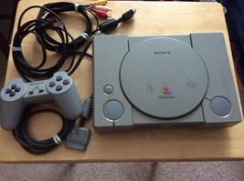 Sony Playstation One Tested & Working - $49.99