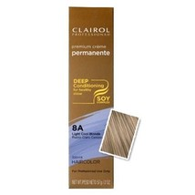 Clairol Premium Creme 8A Light Cool Blonde 2 oz - $8.76