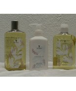 Thymes Clary Sage Tea Body Wash (dented) Bubble Bath (2) and Hand Lotion - $73.45