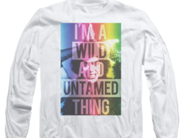 Rocky Horror Picture Show retro 70's Wild and Untamed long sleeve tee TCF440B image 2