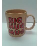 Big Hug Mug FTD Coffee Mug Cup Vtg Matthew McConaughey True Detective HB... - $18.00