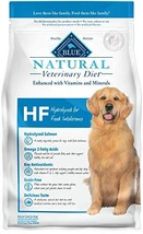 Blue Buffalo Blue Natural Veterinary Diet HF Hydrolyzed for Food Intolerance Dry