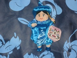 Disney Sleeping Beauty 60th Anniversary Fairy Merryweather 9 inch Plush.... - $19.75