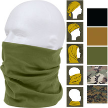 Tactical Multi Wrap Head Full Face Neck Headwrap Bandana Balaclava Prote... - $10.99