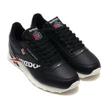 Reebok Mens Classic Leather Altered MU DV5016 Black/White/Red/Chalk Multi Sizes - $58.24